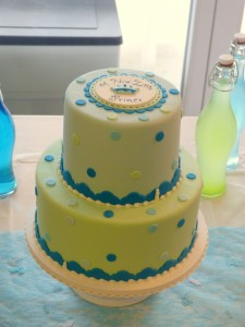 Baby Shower de Sabrina Nancy - Design Cake New Little Prince